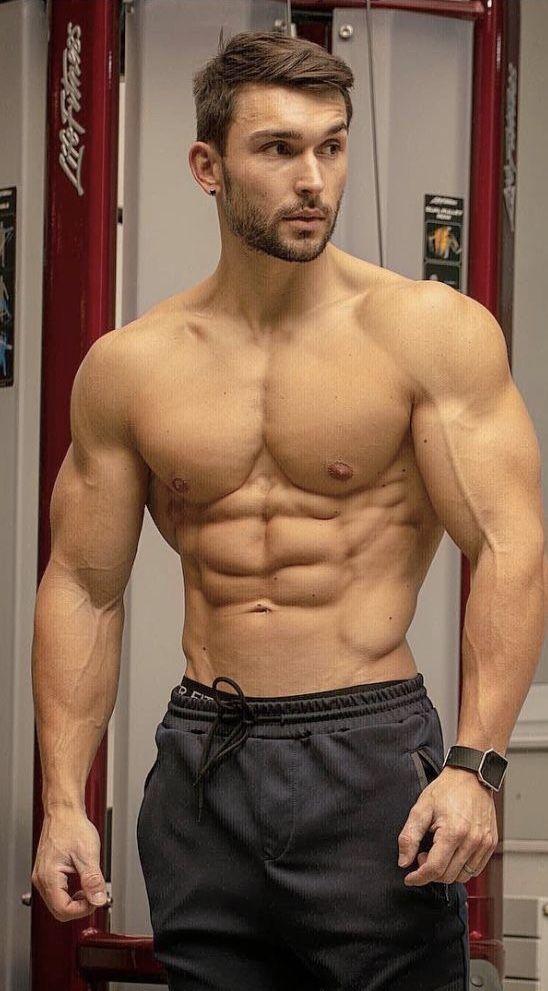 Pin on Muscular Men