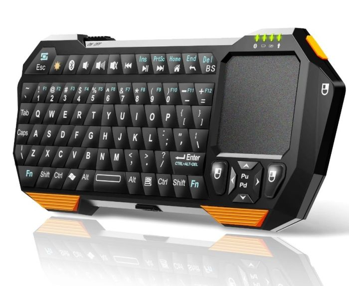 Newest Mini Wireless Bluetooth Keyboard Handheld