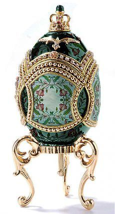 Faberge Egg   Fabergé & Other Eggs