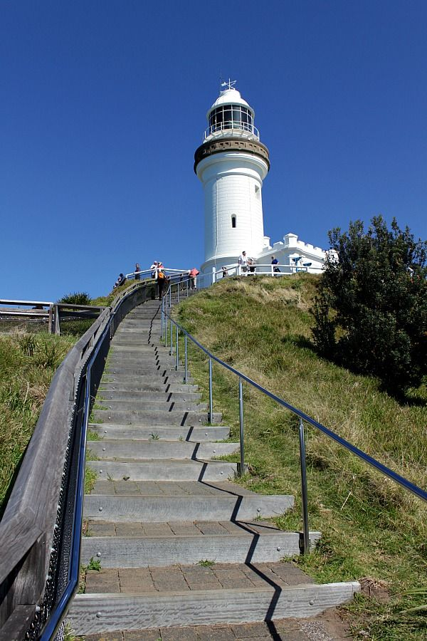 Byron Bay Lighthouse, Australia: http://www.ytravelblog.com/coastal-walk-to-byron-bay-lighthouse-2/