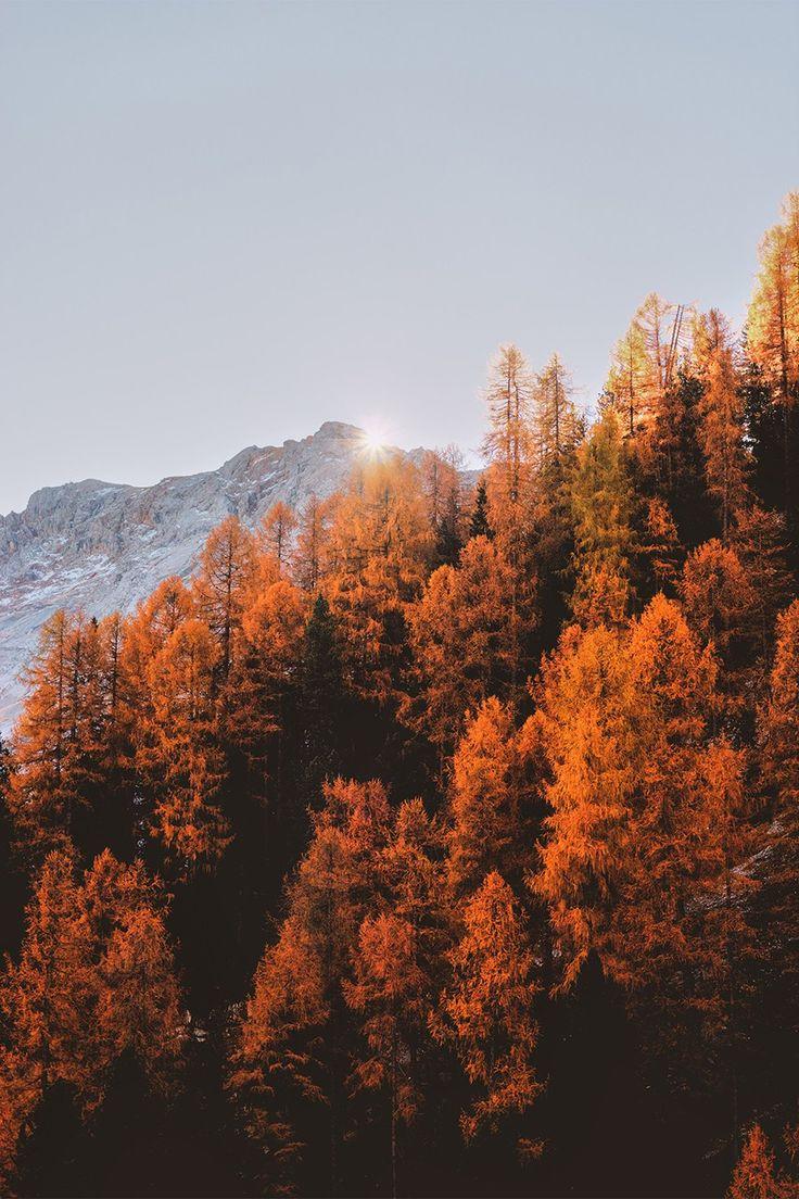 10 Bucketlist Orte, an denen man die Farben des Herbstes sehen kann