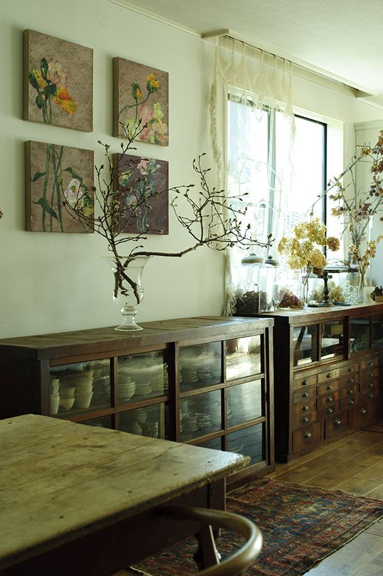 Cabinets. Curley branches
