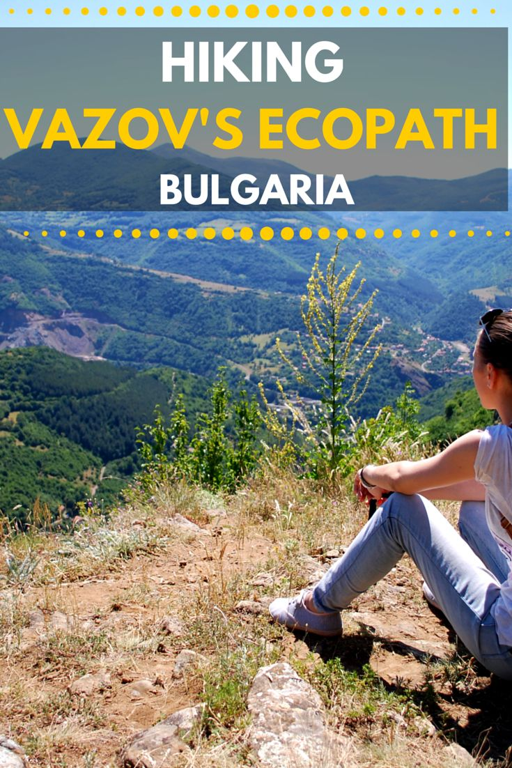 Who doesn't like a little hike from time to time. If you happen to be in Sofia, I know just the perfect daily escape: Vazov's ecopath. It is just one hour away from the capital of Bulgaria and it deserves all the time and effort.   Learn more: http://travellingbuzz.com/vazovs-ecopath-in-bulgaria/