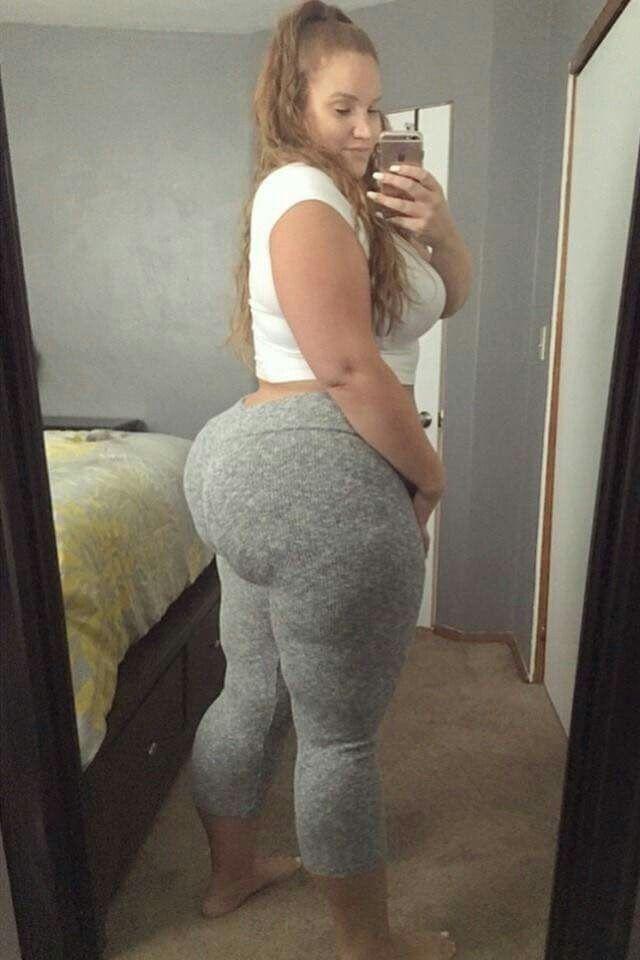 Thick Big Tits White Girl
