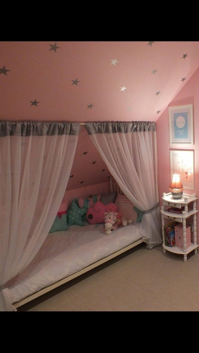 Baldachin schräg   – Kinderzimmer –   #Baldachin #Kinderzimmer #schräg