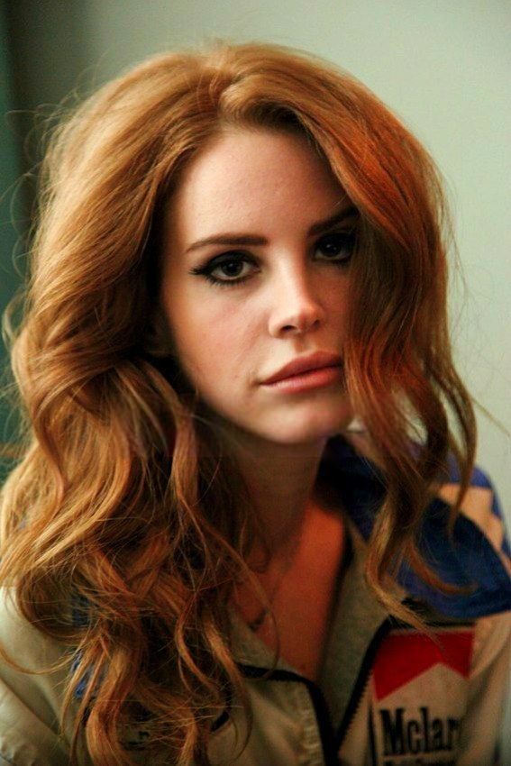 Lana Del Rey #LDR (NEW COLOR OUTTAKE) photographed by Heinz Peter Knes for SPEX Magazine 2011