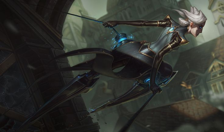 Camille | League of Legends