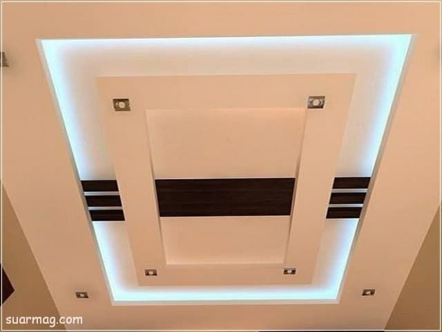 أحدث ديكورات اسقف جبس بسيطة 2020 مودرن False Ceiling Design Simple False Ceiling Design Pop Ceiling Design
