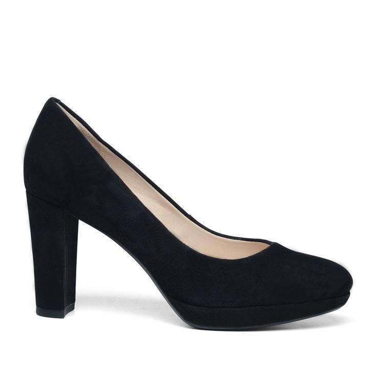 Zwarte suède Kendra Sienna pumps | Dames | MANFIELD