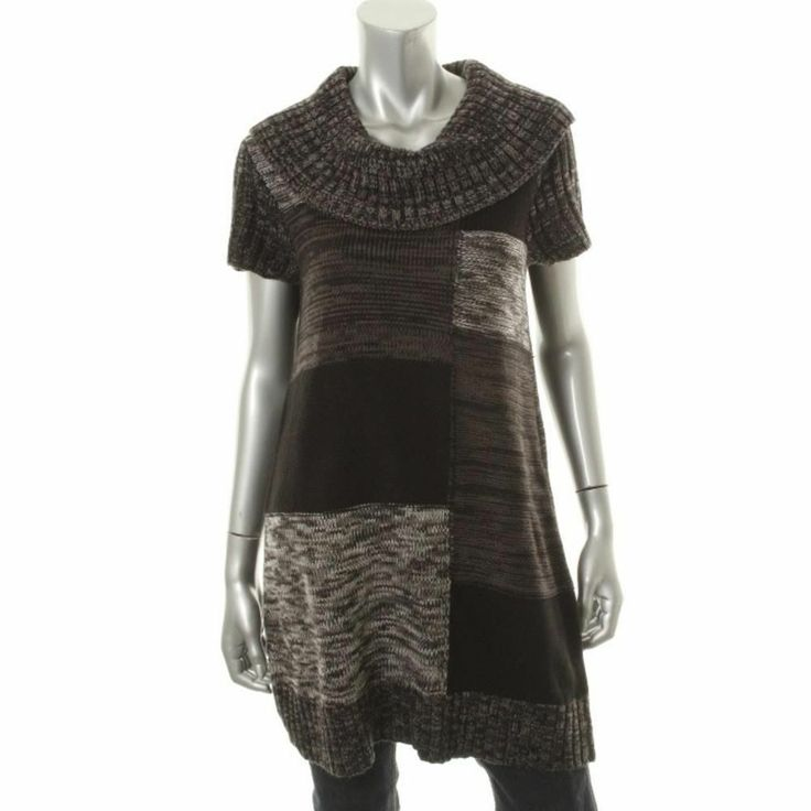 Style & Co. Cowl Neck Tunic Sweaterdress, Medium, $19.00CAD + shipping (Reg. $49.00) http://stylenstuff.ca/products/style-co-cowl-neck-tunic-sweaterdress-medium