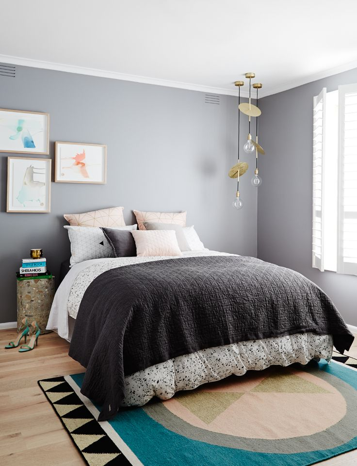 The Style School- Main Bedroom | Rebecca Judd Loves – Melbourne Lifestyle & Fashion Blogger