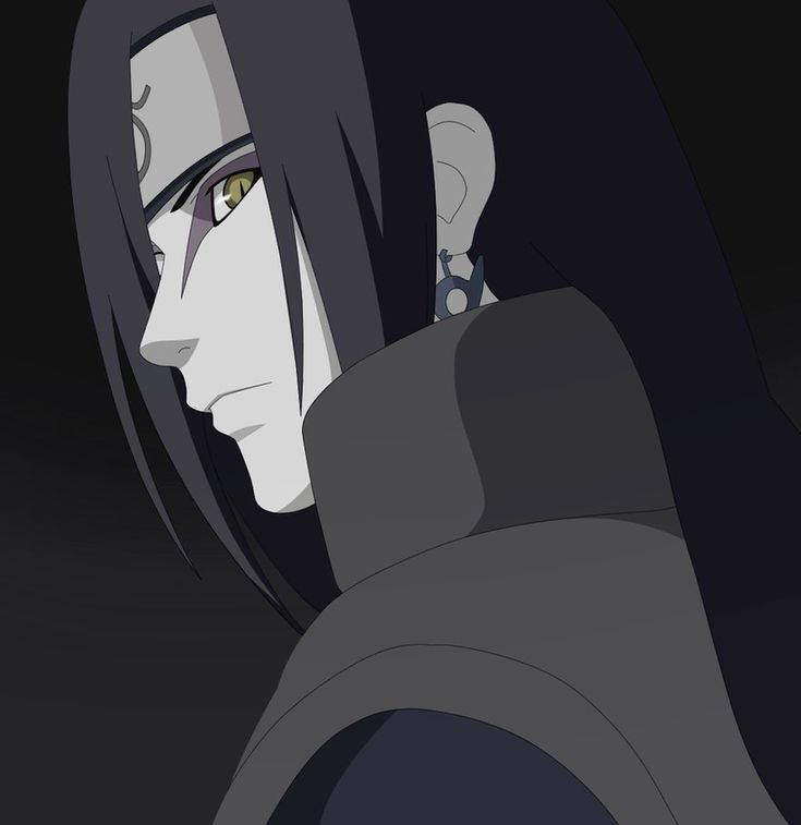 Orochimaru by KushinaStefy on deviantART