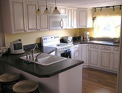 mobile home makeover | Mobile Homes & Trailers Makeovers - a set on Flickr