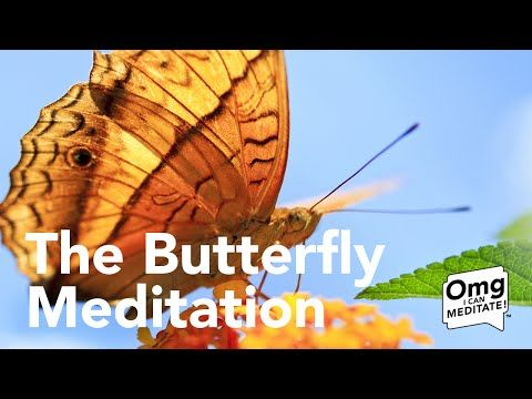 Meditation for Kids - The Butterfly - Kids' Meditation - YouTube
