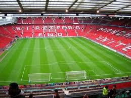 Old Trafford (Manchester) This is really close to the Ivy Mount Guest House...