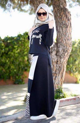 sporty dress avit hijab- Avit hijab fashion http://www.justtrendygirls.com/avit-hijab-fashion/