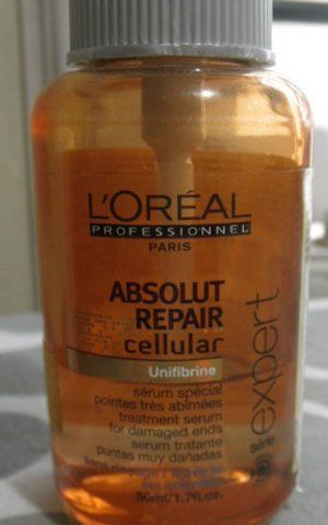 #LOreal #Serie #Expert #Absolut #Repair #Cellular #Unifibrine #Hair #Serum #review #price and details on the blog