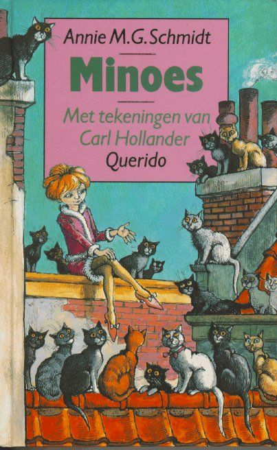 A classic book  from Netherlands. For kids. And Pure Hearts. And Cats Lovers.