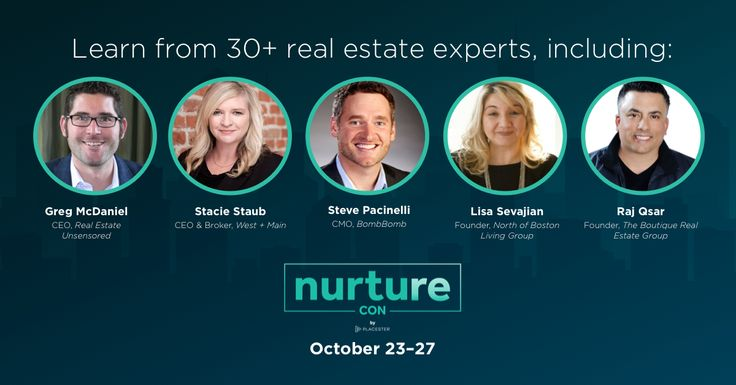 I'm speaking at the #NurtureCon Online Conference- let's hang out! Get your free ticket here: http://nurture.placester.com