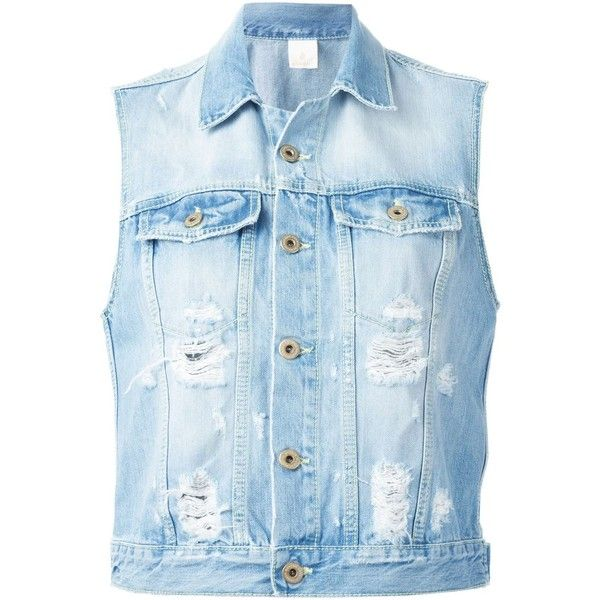 Best 25  Sleeveless denim jackets ideas on Pinterest | Sleeveless ...