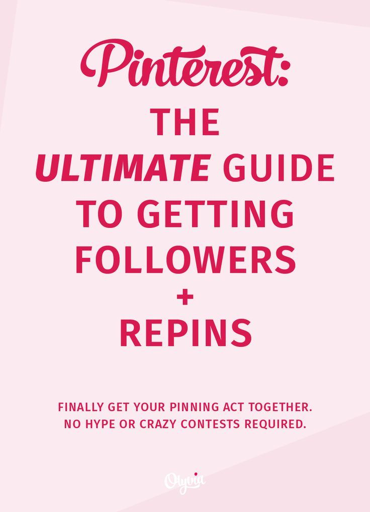 The ultimate in Pinterest tips! How to get followers on Pinterest if you are a blogger, business owner, or entrepreneur. Learn how to get more re-pins, what makes people click Follow, and get 15+ real-life examples plus resources to help you. Read + bookmark now!