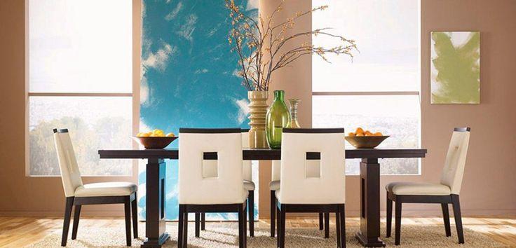 Decorar el comedor según el Feng Shui - http://www.decoora.com/decorar-el-comedor-segun-el-feng-shui/