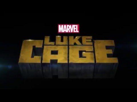 Marvel divulga Logo e Promo de LUKE CAGE – SCI FI do Brasil – O Portal da Ficção Científica em Português