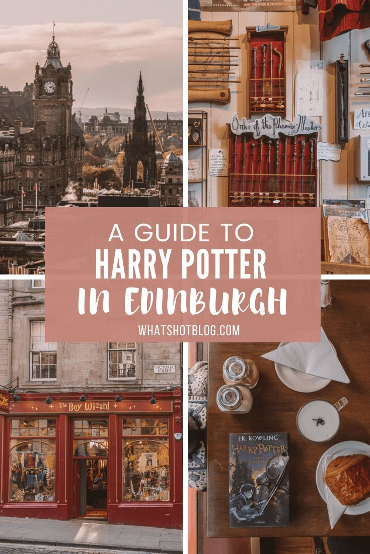 A Guide To Harry Potter In Edinburgh In 2020 Harry Potter Tour Harry Potter Edinburgh