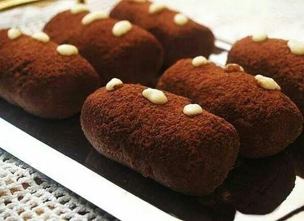 Пирожное картошка печенье сгущенка какао масло