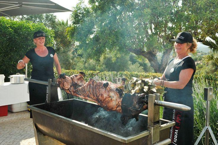 Roast Pork, served by Add'Yvents