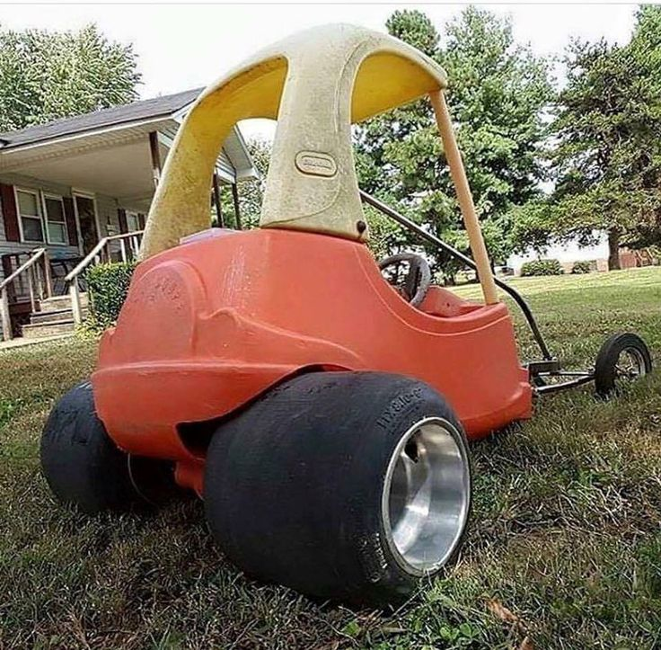 Pin by Sam Spence on go carts Kids wagon, Cozy coupe, Go