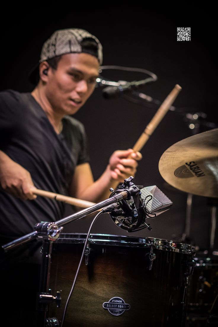 CLOUD 44-A on SONOR SELECT FORCE, HEi Band