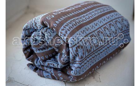 Ellevill Zara шарф, хлопок (4.7 м)  — 5499р. -------------------  Ellevill - это слинг-шарфы и слинги с кольцами из Норвегии. Разработанные на основе традиционных норвежских орнаментов и выполненные вручную, слинги быстро завоевали популярность по всему миру. Они покоряют своим прекрасным дизайном и универсальностью в носке: слинги Ellevill подходят для всех возрастов (и для новорожденных, и для подросших деток), и для всех сезонов.  Слинги Ellevill производятся вручную, из ткани, специально…