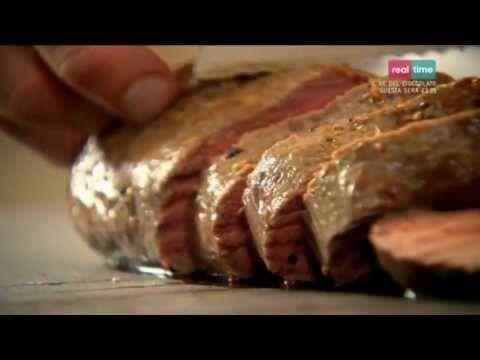 Cucina con Ramsay # 76: Panini con Filetto di Manzo - YouTube