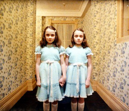 """What immortal hand or eye, could frame thy fearful symmetry?"" Stanley Kubrick 