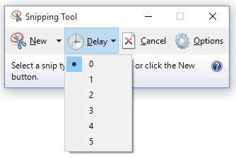 "Snipping Tool in Windows 10 Now Lets You Capture Pop Up Menus with Delay Option  Windows 10 is full of subtle changes for the better.  One small but important change is a very good enhancement to the Snipping Tool.  The Snipping Tool lets you capture a screenshot, called a ""snip"", of any part of your computer screen and then save the image.  Read the full cool tip: http://www.onecooltip.com/2015/08/snipping-tool-windows-10-delay.html #Windows10 #Microsoft #snipping #tool #snip #capture"