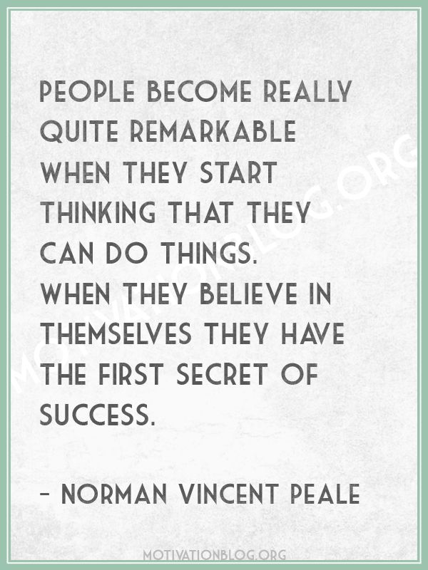 The Power Of Positive Thinking Quotes Norman Vincent Peale: Norman Vincent Peale Positive Quotes. QuotesGram