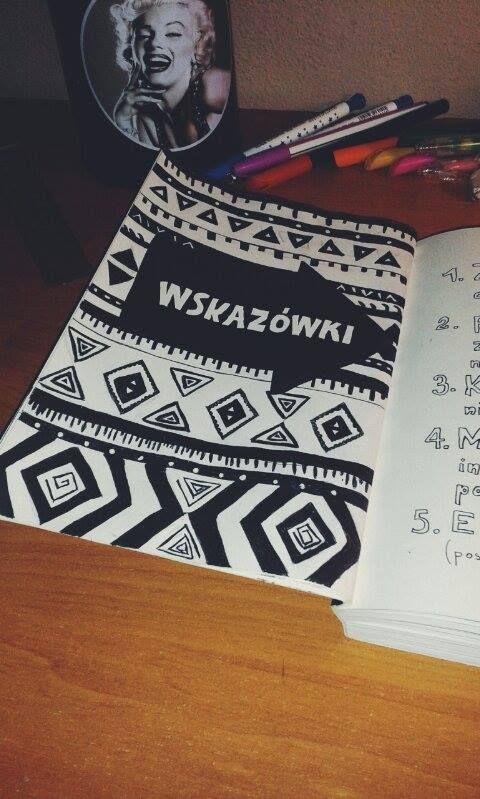 autorka; Kasia Ślusarczyk.#zniszcztendziennik #kerismith #wreckthisjournal