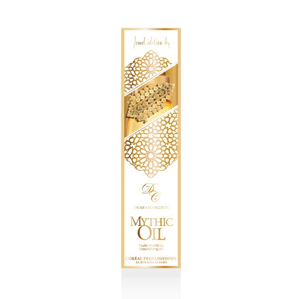MYTHIC OIL limited edition by DEAR CHARLOTTE #mythicoil #limited #dearcharlotte #lorealprofessionnel