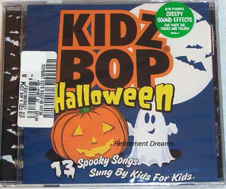 kidz bop halloween by kidz bop kids cd aug 2004 razor - Kids Halloween Radio
