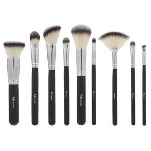 Morphe Brushes 502 9 Piece Deluxe Vegan Brush Set   accessories   Beauty Bay