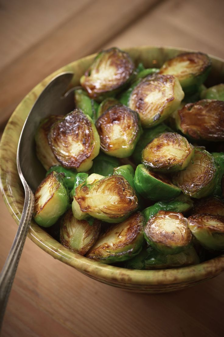 Try this recipe for a sweet brussels sprouts for your next fall dinner party, or even Thanksgiving!
