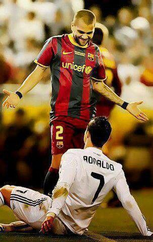 FCB - love it!