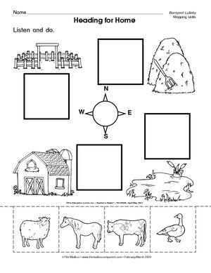 math worksheet : 266 best map skills images on pinterest  map skills geography  : Cardinal Directions Worksheet