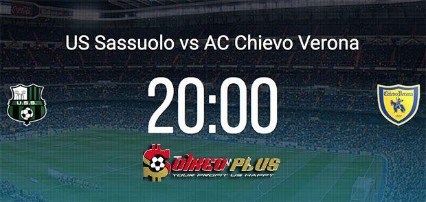 Banh 88 Trang Tổng Hợp Nhận Định & Soi Kèo Nhà Cái - Banh88.infoBANH 88 - Soi kèo bóng đá Serie A: Sassuolo vs Chievo 20h ngày 15/10/2017 Xem thêm : Đăng Ký Tài Khoản W88 thông qua Đại lý cấp 1 chính thức Banh88.info để nhận được đầy đủ Khuyến Mãi & Hậu Mãi VIP từ W88  ==>> HƯỚNG DẪN ĐĂNG KÝ M88 NHẬN NGAY KHUYẾN MẠI LỚN TẠI ĐÂY! CLICK HERE ĐỂ ĐƯỢC TẶNG NGAY 100% CHO THÀNH VIÊN MỚI!  ==>> CƯỢC THẢ PHANH - RÚT VÀ GỬI TIỀN KHÔNG MẤT PHÍ TẠI W88  Soi kèo bóng đá Serie A: Sassuolo vs Chievo 20h…