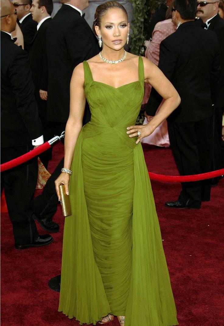 Image result for jennifer lopez oscar dresses