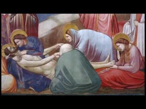 GIOTTO - Cappella degli Scrovegni - Padova