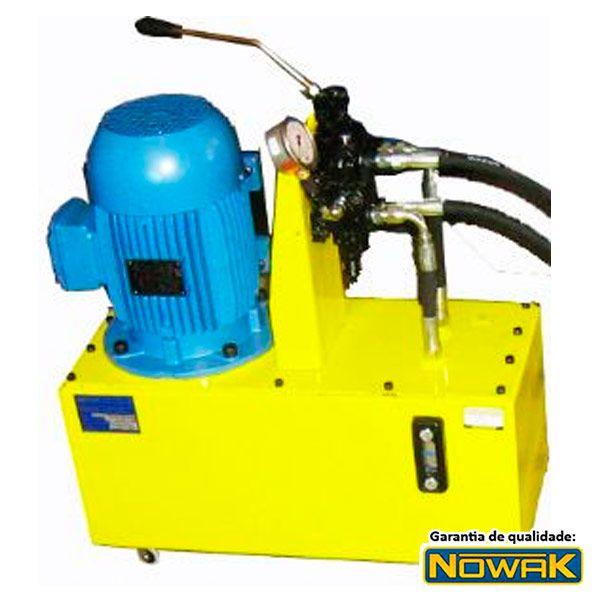 Bomba Hidraulica Motorizada com capacidade para 250 bar unidade hidráulica elétrica Ref: 18810