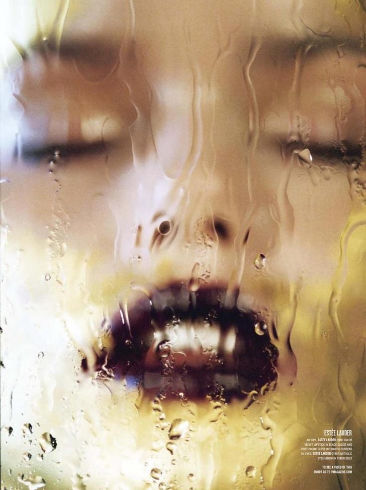 Frida Aasen by Marilyn Minter for V #79 Fall 2012 3