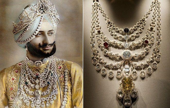 Ожерелье Патиала.